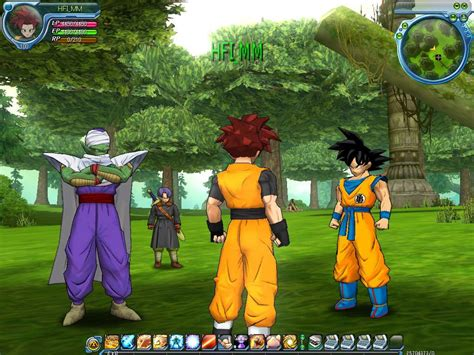 cara mod game dragonball online animeplus dragon ball rpg online