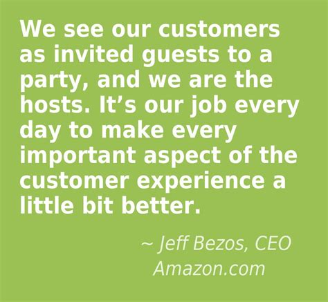 great customer service quotes we see our customers as