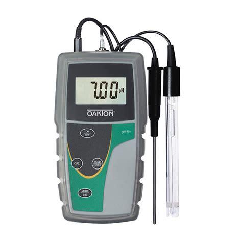 Ph Meter Portable Ph Meters Ph Products Prosource Scientific