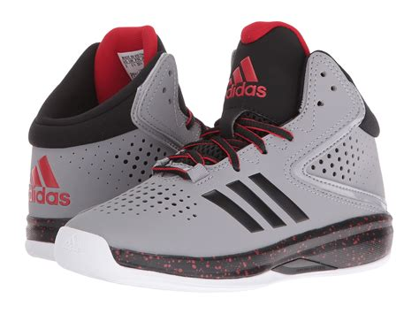 adidas cross em up 2016 basketball wide kid big kid at zappos