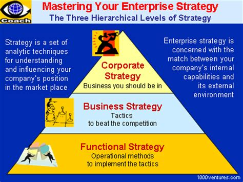 Mba In Social Enterprise Management And Strategy by Types Of Strategies Mad Monkey Science