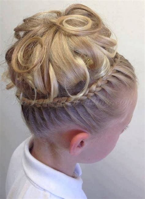 girl hairstyles for wedding flowergirl hairstyles flower girl updo hairstyles for