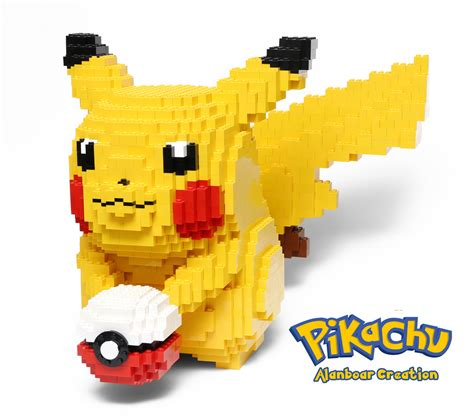 www lego the world s best photos of lego and pikachu flickr hive mind