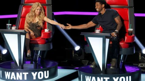 the voice recap usher goes country on blind auditions the voice season 6 episode 6 the teams are set as the