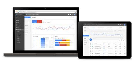 google design word google announced major redesign for adwords