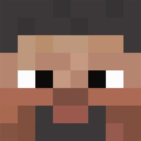 4 best images of minecraft steve head printable