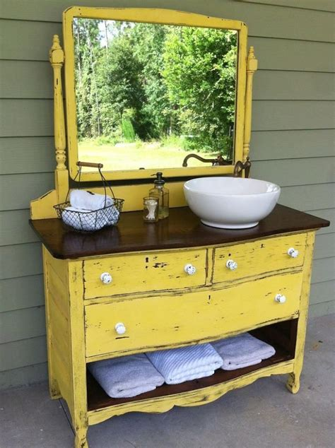 25 best ideas about dresser to vanity on
