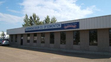 Overhead Door Company Of Edmonton About Overhead Door Company Of Edmonton Canada