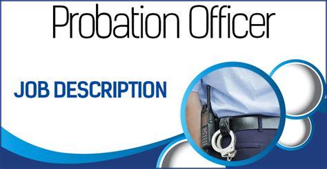 probation officer description probation officer description related image