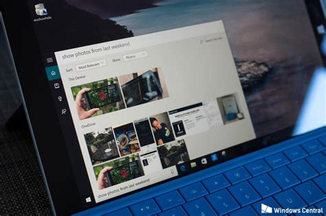 Search For In Windows How To Search For Files In Windows 10 With Cortana Windows Central