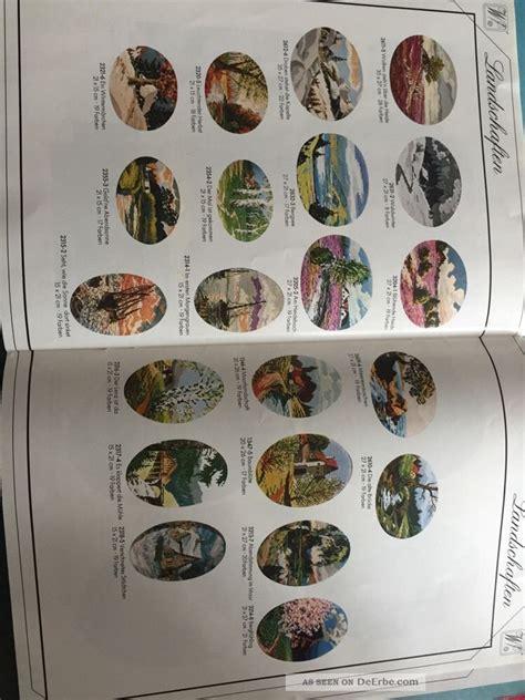 bauer katalog teppiche wiehler gobelinbilder katalog mit preisliste nr 9 1989