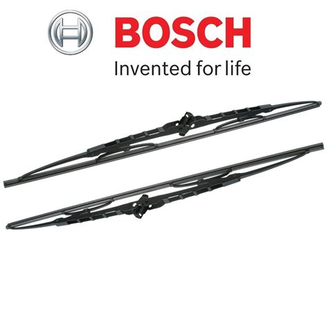 Wiper Blade 20 Bosch Clear Advantage Frameless bosch direct connect oe fitment wiper blade pair set of left and right 22 quot 22 quot ebay