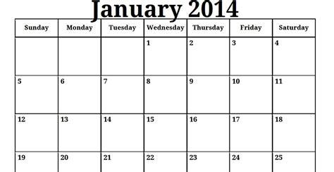 printable calendar book 2014 print blank monthly calendar printable blank pdf