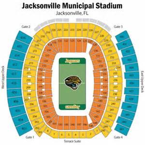 Jacksonville Jaguar Seating Chart Everbank Field Seating Chart Everbank Field Tickets
