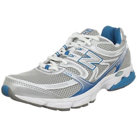 new balance womens ww615 walking fitness shoe in blue