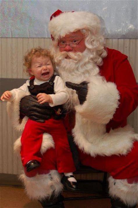 kids love santa  pics