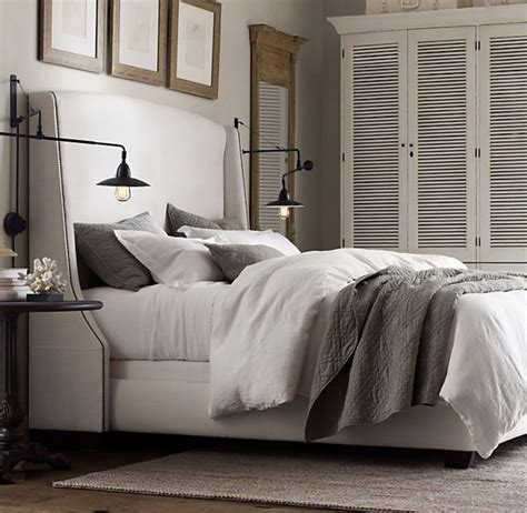 10 fabric ideas for modern upholstered beds master