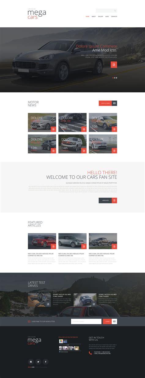 Joomla Design Vorlage joomla vorlage 53641 f 252 r automobilclub