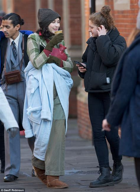 sophie cookson red joan sophie cookson shoots scenes for new kgb spy film red joan