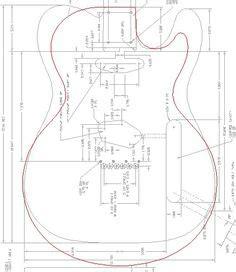 printable version p87 printable guitar template pdf page 3 telecaster