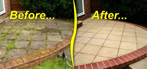 Patio Cleaning Services by Patio Cleaning Garden Services