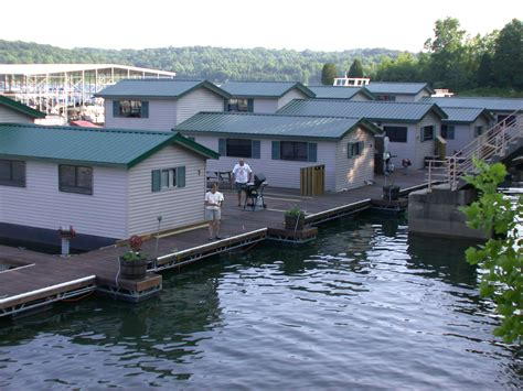 Floating Cabins In Tennessee by Patoka Lake Marina And Lodging Has The Best Floating
