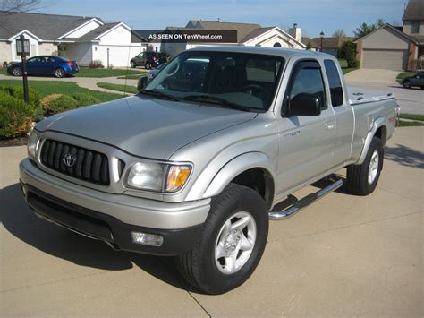 Toyota Trd For Sale 2000 2004 Toyota Tacoma 4wd Trd Sr5 For Sale Autos Post