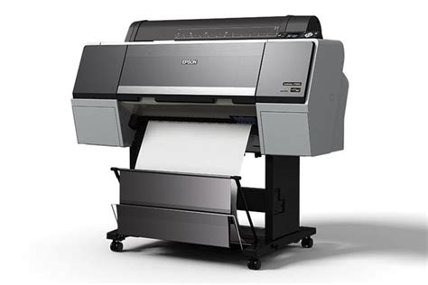 Printer Epson Format Besar epson surecolor sc p7000 photo graphic proofing inkjet printer large format printers for