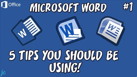 microsoft word 2007 2010 2013 2016 tips tricks and shortcuts color version work smarter save time and increase productivity easy learning microsoft office how to books volume 1 books microsoft word 5 useful tips you should be using 1