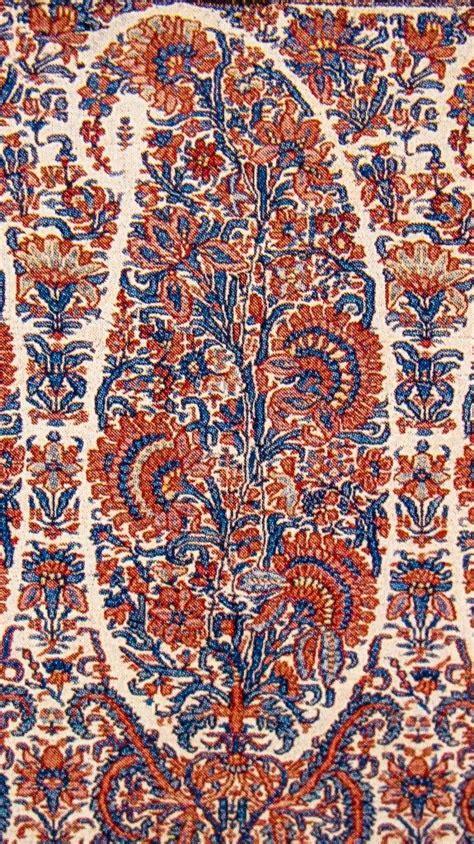 paisley pattern history buta on kashmir shawl afghan period kashmir pashmina