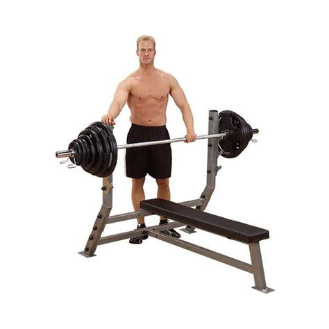 body solid olympic bench body solid pro clubline flat olympic bench sfb349g