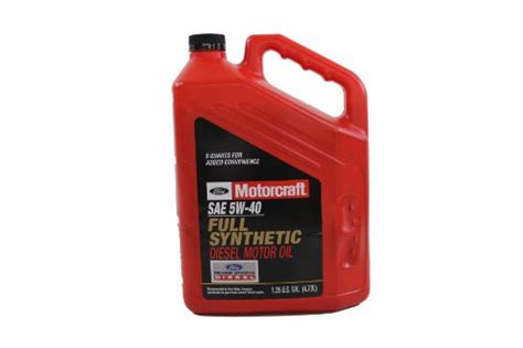 ford synthetic change genuine ford fluid xo 5w40 5qsd sae 5w 40 synthetic