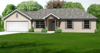 three bedroom house small house plan small 3 bedroom ranch house plan the