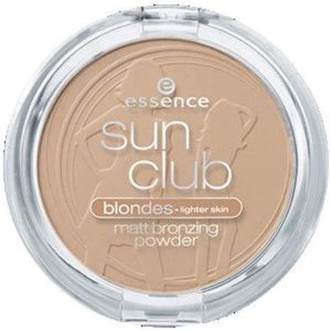 essence matte bronzer essence essence sun club matt bronzing powder reviews