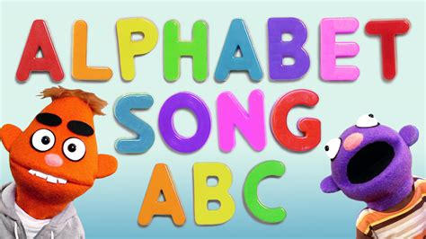 Abc Spon opinions on alphabet song