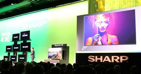 Tv Sharp November world s 8k tv from sharp to hit stores in october for 133 000 the american bazaar