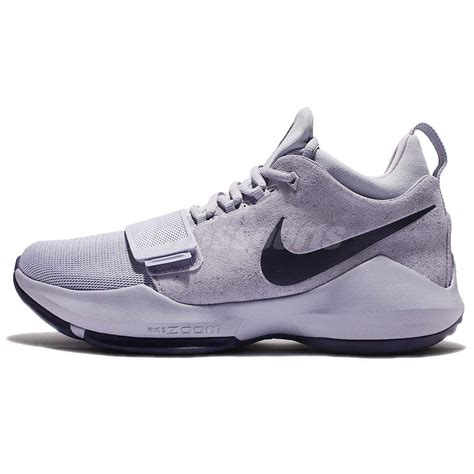 Sepatu Basket Nike Paul George Pg 1 Navy Yellow nike zoom pg 1 i gris