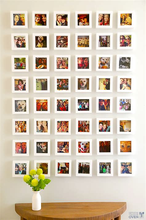 pinterest gallery wall photo wall ideas and inspiration