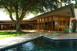 Frank Lloyd Wright Style Houses by Frank Lloyd Wright The Fawcett House Culture Design