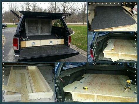17 best ideas about truck bed storage on truck