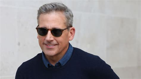 best steve carell steve carell has gray hair now gq