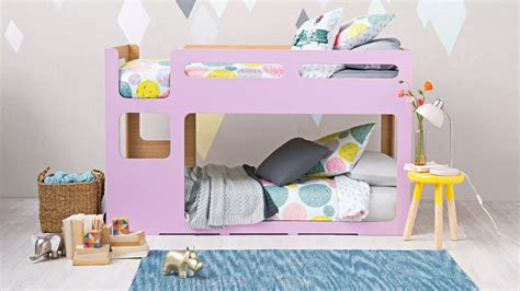 Bunk Beds Perth Wa My Place Bunk Bed Lilac Domayne
