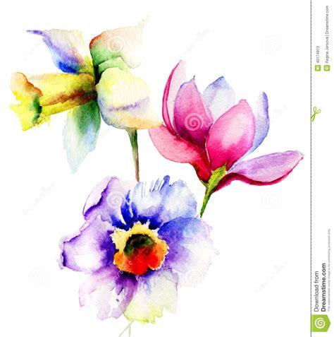 cerco immagini di fiori immagini di fiori stilizzati