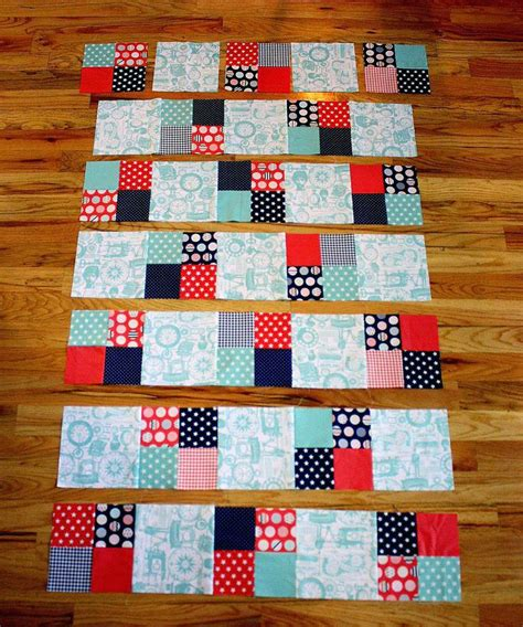 Big Quilt Tutorial by Easy Big Block Quilts Co Nnect Me