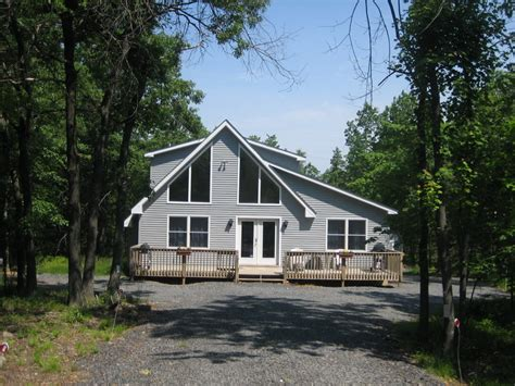 Cottage Rentals Poconos by Towamensing Trails 4br Summer And Winter Pocono Rental
