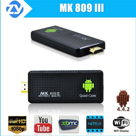 best android tv stick best android tv box rk3188 2gb 8gb mk809iii tv stick buy tv stick
