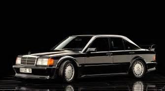 Mercedes W201 1984 Mercedes 190 W201 Series Picture 94919