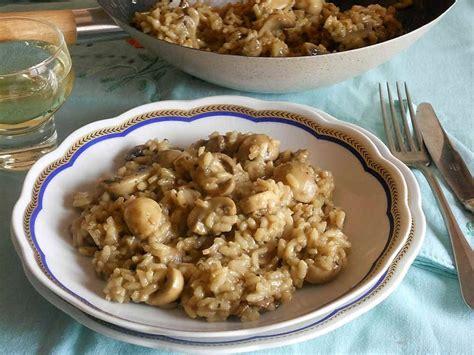 cucinare risotto risotto ai funghi cucinare it