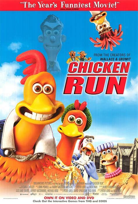 chicken run movie chicken run movie posters at movie poster warehouse