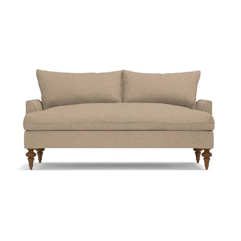 saxon sofa saxon apartment size sofa choice of fabrics apt2b